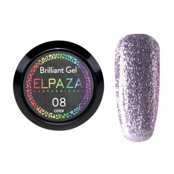 ELPAZA BRILLIANT GEL №8