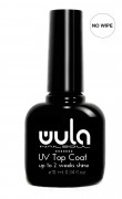 WULA Верхнее покрытие без липкого слоя No Wipe Top Coat 10мл