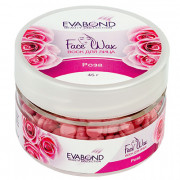 ВОСК ДЛЯ ЛИЦА EVABOND FACE WAX, 50ГР (РОЗА)